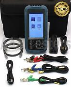 Exfo Max-635 Maxtester Adsl2+vdsl2 Cuivre Anx A Dsl Test Set Max-635-v2xaa Bell