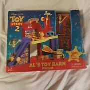 Disney's Toy Story Als Toy Barn Playset Toy Story 2 Vintage
