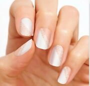 English Lace Color Street Nail Strips Retired