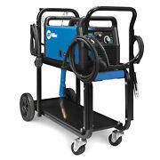 Miller Millermatic 211 Mig Welder With Advanced Auto-set 907614 Package 951603