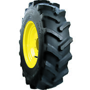 4 New Carlisle Farm Specialist R-1 9.5-20 Load 6 Ply Tractor Tires