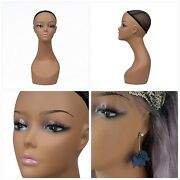 L7 Mannequin Realistic Mannequin Head For Wigs Necklace Display Factory Sale Dir