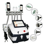 Spa Pro 3 Handle Double Chin Fat Lower Cold Slimming Cellulite Vacuum Machine