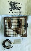 Classic Honeywood Tote Size Small Rare Bag Authentic