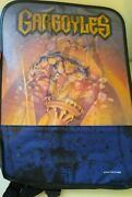 Gargoyles Lenticular/holographic Backpack Great Condition Rare