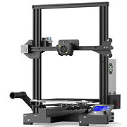 Creality Ender 3 Max 3d Printer Model W/ Glass Build Plate And Dual Cooling Fans