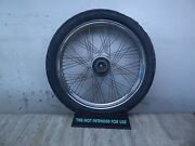 1982 Yamaha Xs650s Xs650 Y634-1 Heritage Special Front Wheel Rim 19in