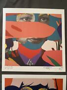 Paul Insect 2021 Signed Print Sold Out Allouche Gallery Postcards Pins Bast