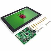 Raspberry Pi 10 Inch Touch Screen - Sunfounder 10.1 Hdmi 1280x800 Ips Lcd Touch