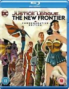 Dc Justice League - The New Frontier Commemorative Edition [uk] New Bluray