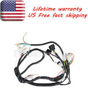 Wire Harness Assy Fits For 1997-2001 Yamaha Warrior 350 Yfm350x 3gd-82590-40-00