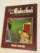Vtg Comic Hard Cover Book Les Bidochon By Binet October 1984 Signed In French
