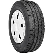 4 New Toyo H08+ 245/75r16 Load E 10 Ply Commercial Tires