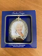 Always Remembered 2020 Oval Silver Picture Frame Ornament