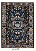 Buy Online Marble Inlay Dining Center Table Top Marquetery Floral Fine Stone Art