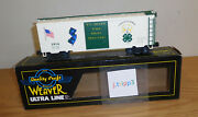 Weaver Models Ps-1 40and039 Boxcar 4-h Club Power Of Youth O Scale Train New Jersey