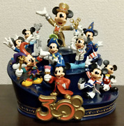 Tokyo Disney Resort 30th Anniversary Figure History And All Stars Mickey Mouse