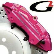 Pink G2 Usa Brake Caliper Paint System Free Shipping Ships In 24 Hours