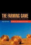 Farming Game Agricultural Management And Marketing, Paperback By Malcolm, B...