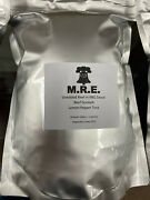 Shredded Beef In Bbq Sauce 24 Hr Mre By Independence Company 1776 Company