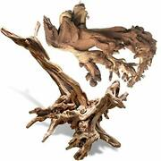 Natural Large Driftwood For Aquarium Decorations Assorted Branches Dearded