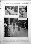 Old Marriage Lady Diana Manners Victory Derby Notable Entrants 1919 20th