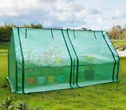 Portable Greenhouse Large Green Garden Hot House Grow Tent More Size