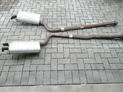 64 65 66 67 Gm Nos Off Road Corvette Exhaust Mufflers And Pipes 2 1/2 N11