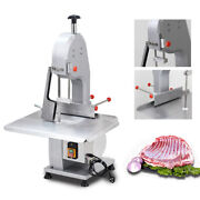 1500w Meat And Bone Saw Commercial Electric Bone Sawing Machine Frozen Meat Cutter