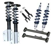 Ridetech Hq Series Coilover For 1994-2004 Ford Mustang 12140210