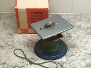 Wilesco Circular Saw M 53 - Vintage Steam Engine Accessory - Made In W. Germany