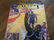Beckett Basketball Monthly Aprip 1995 Issue 57