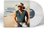 Kenny Chesney Here And Now Sealed Walmart Exclusive Clear Vinyl - Brand New