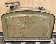 Wwii Us Army Military Fuel Tank Case Vai Farmal Ford Tractor Antique Equipment
