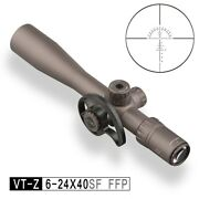 Discovery Vt-z 6-24x40 Sf Ffp Compact Scope First Focal Plane Hunting Riflescope