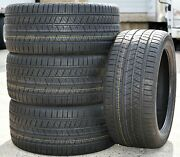 4 Tires Continental Crosscontact Lx Sport 275/45r21 110y Xl Lr A/s Performance