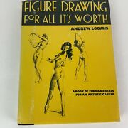 Figure Drawing For All It's Worth-andrew Loomis-thirty First Printing-1980