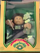 Cabbage Patch Doll 1985 Vintage In Original Box With Adoption Papers