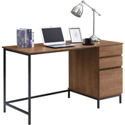 Computer Desk Brown Great Size