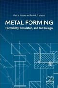 Metal Forming Formability Simulation And Tool Design Paperback By Nielse...