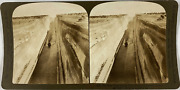 White Standeacuterandeacuteo Greece Isthmus Of Corinth The Ship Canal Looking East Vintage S