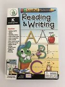 Leappad Plus Writing Learning System Kindergarten Reading And Writing