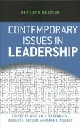 Contemporary Issues In Leadership, Hardcover By Rosenbach, William E. Edt ...