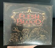 Flesh And Blood Welcome To Rathe Alpha 1st Edition Hero Deck Case Display Brick