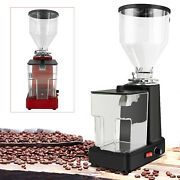 Electric Coffee Bean Grinder Nut Seed Grind Mill Black/red 150g/min W/ 1l Funnel