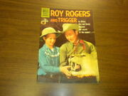 Roy Rogers And Trigger 135 - Dell Comics - Movie/tv Western - 1960