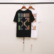 New Off-white C/o Virgil Abloh Unisex Yours Truly Menand039s T-shirt Tee Tops Fashion