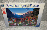 Ravensburger Flowery Mountains 3000 Piece Jigsaw Puzzle No.170616 New Sealed