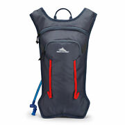 High Sierra Hydrahike 2.0 4l Hydration Water Backpack For Hiking Gray And Red