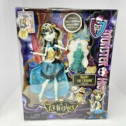 2012 Monster High 13 Wishes Haunt The Casbah Frankie Stein Doll Nib See Box 🔍